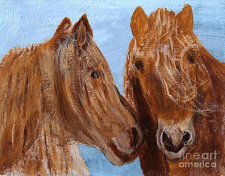 Best Friends by Elayne Doehrel