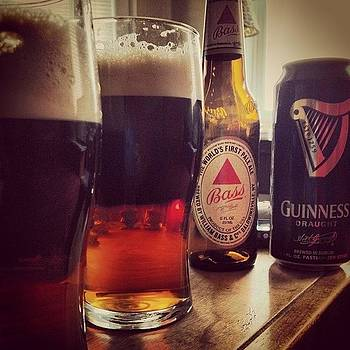 Best Friends. #guinness #bassale by Kate C