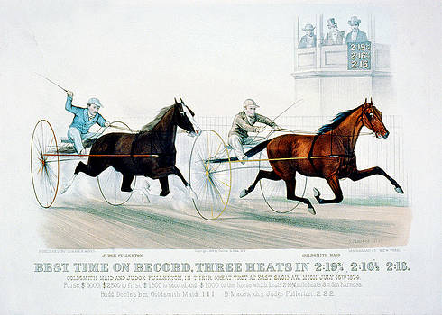 Best Time by Currier and Ives