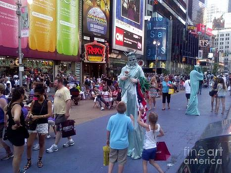 Best Trip NY.. Times Square by Vale Tek