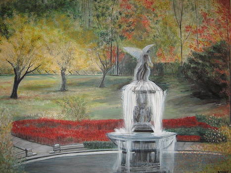 Rick Todaro - Bethesda Fountain  Central Park