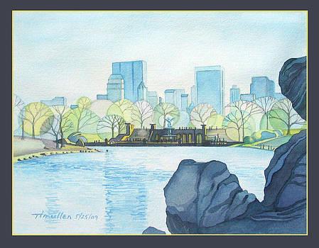 Bethesda Fountain by Tim Mullen