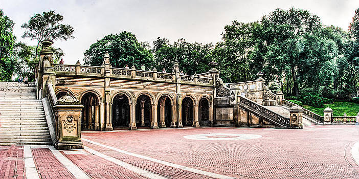 Bethesda Terrace by David Hahn