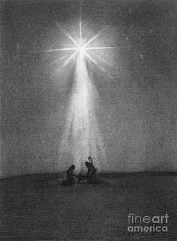 Bethlehem's Star by J Ferwerda