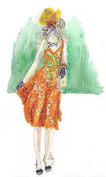 Betsey Johnson Girl by Sabina Mollot