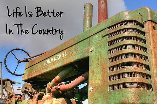Better In The Country by Heather Allen