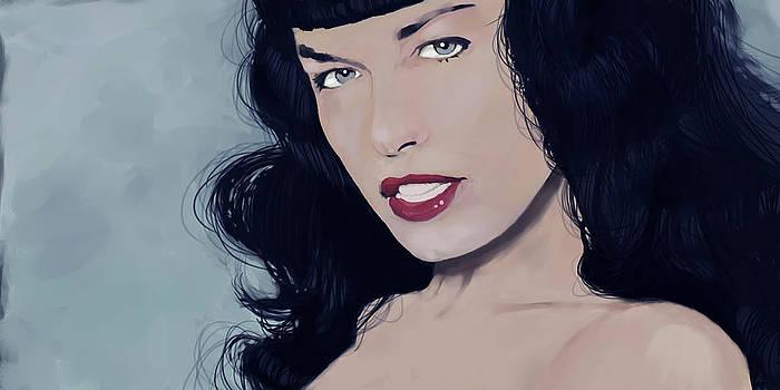 Bettie by Gary Lyons