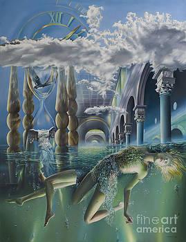 Between the lines by Victor Hagea