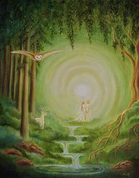 Bernadette Wulf - Between the Worlds