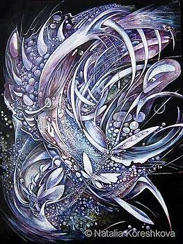 Between Two Worlds by Natalia Koreshkova