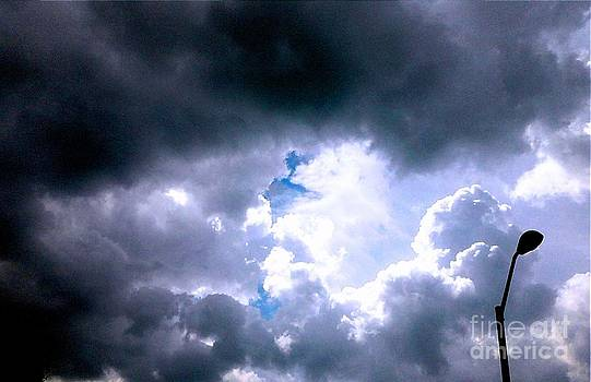 Beyond the Clouds by Diane Stockard