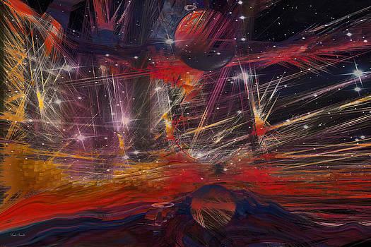 Linda Sannuti - Beyond The Galaxy Walls