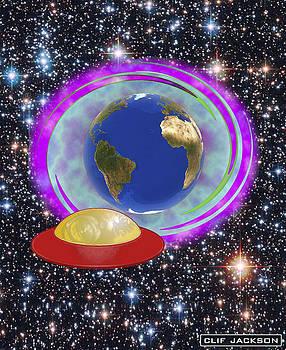 Beyond The Mystical Vortex by Clif Jackson