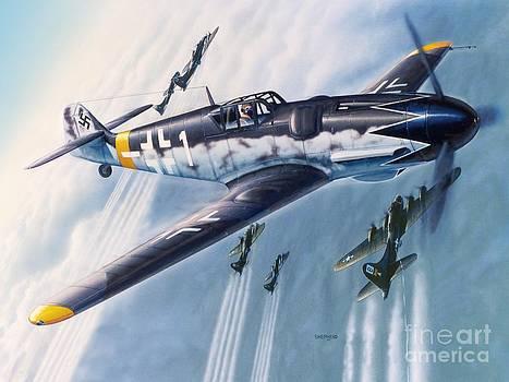 Stu Shepherd - BF-109 Gustav