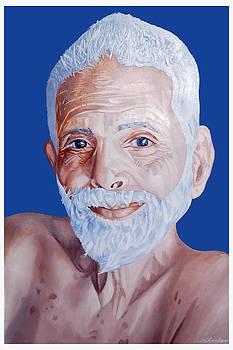 BHAGAVAN RAMANA MAHARISHi by Sankaranarayanan