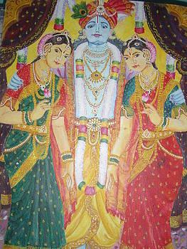 Bhamarukmini by Parimala Devi Namasivayam