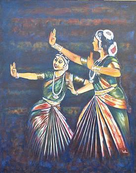 Usha Shantharam - Bharatha Naatyam 2