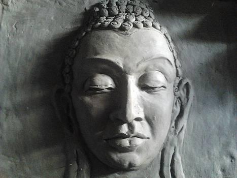 Bhuddha by Hihani Gautam