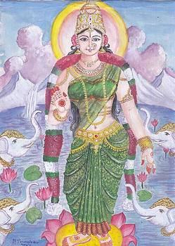 Bhumi Devi  by Parimala Devi Namasivayam