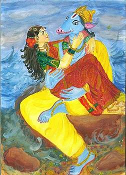 Bhuvaraha by Parimala Devi Namasivayam