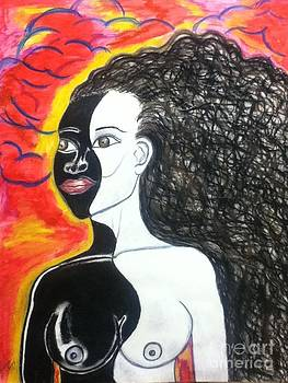 Bi-Racial by Lewanda Laboy