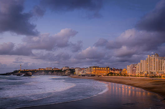 Biarritz by Celso Bressan