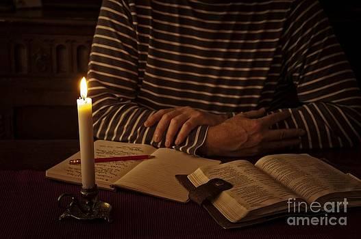 Bible Devotion by Donald Davis