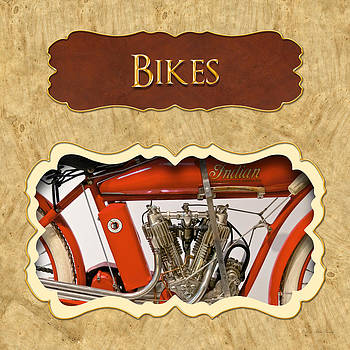 Mike Savad - Bicycle button