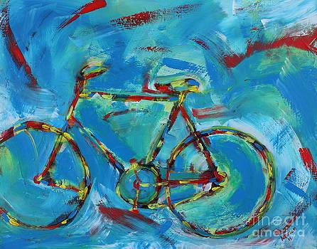 Bicycle by Lee Ann Newsom
