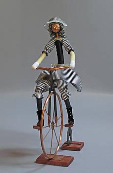 Bicycle by Lynn Wartski
