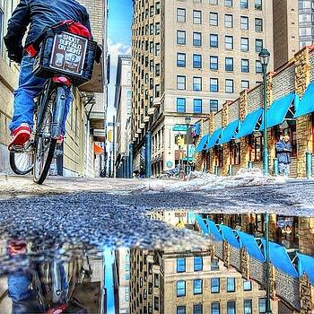 #bicycle_ru 🚲  nearly Run Over In by Stacey Lewis