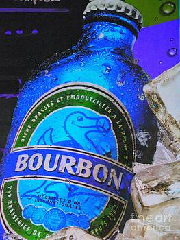 Biere Bourbon -beer -  Ile De La Reunion - Reunion Island by Francoise Leandre