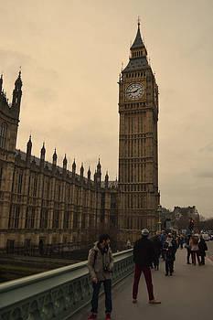Big Ben by Alexander Mandelstam