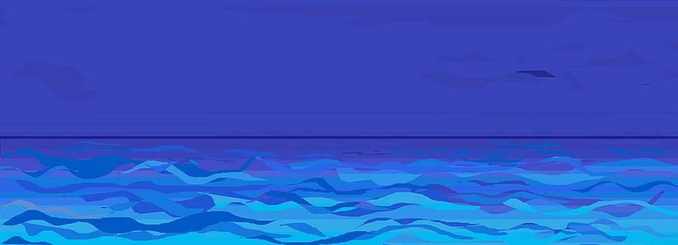 Big blue  by Alice Butera