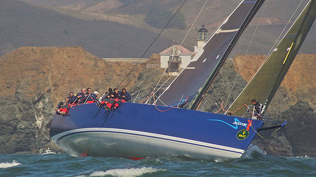 Steven Lapkin - Big Boat Series on San Francisco Bay