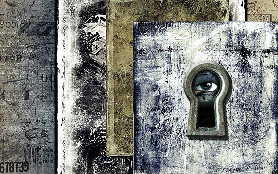 Big Brother watching you by Diuno Ashlee
