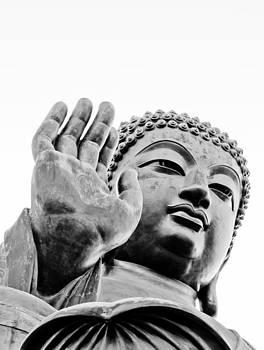 Big Buddha by Yekaterina Grigoryeva