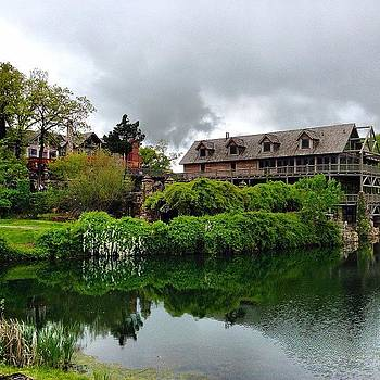 Big Cedar Lodge, Ridgedale, Mo by Nadine Rippelmeyer