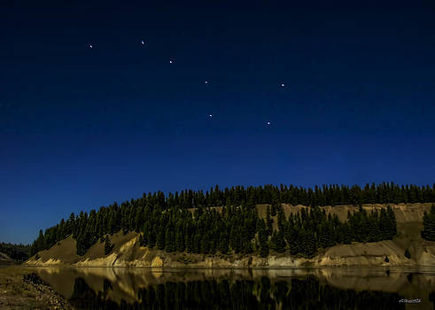 Big Dipper by Jim Lucas