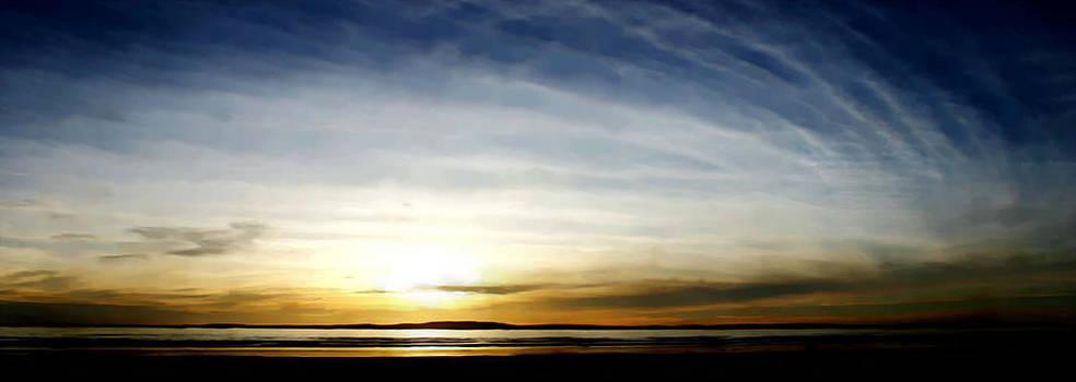 Big Dream Sunset by Ian Gray
