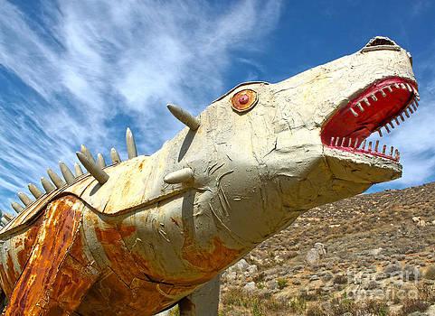Gregory Dyer - Big Fake Dinosaur - 02