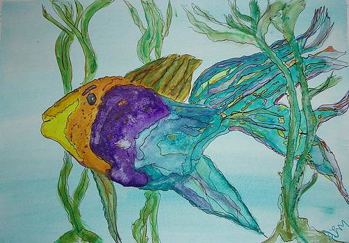 Big Fish by Diane Maley