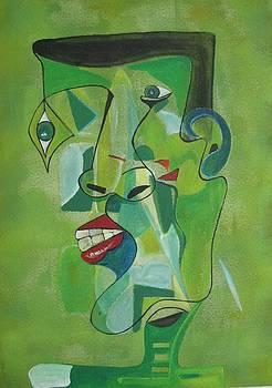 Big Head by Karl Greaves