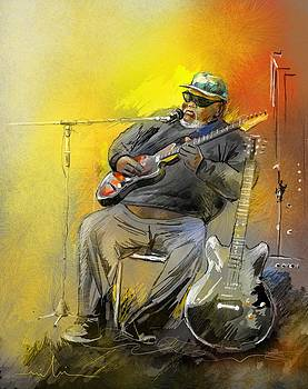 Miki De Goodaboom - Big Jerry in Memphis