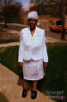 Big Mama by Vannetta Ferguson