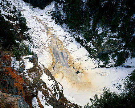 Big Manitou Falls by Tim Hawkins