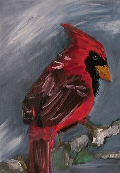 Big Red by Susan Voidets