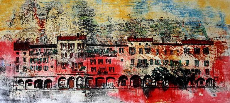 Big Red by William Renzulli