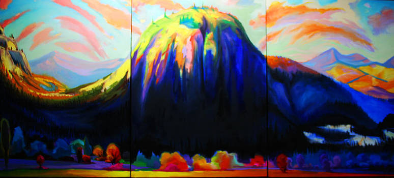 Big Rock Candy Mountain by Gregg Caudell