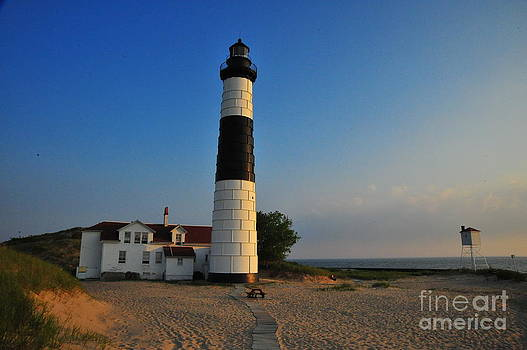 Terri Gostola - Big Sable Point Lighthouse